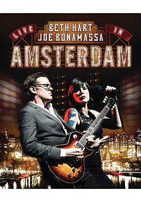 LIVE IN AMSTERDAM BY HART,BETH (DVD)